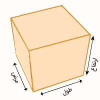راهنمای طول، عرض و ارتفاع کارتن