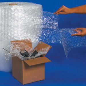 بسته بندی با نایلون محافظتی پرفراژ خورده